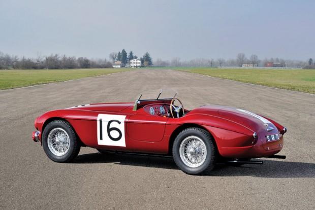1951 Ferrari 340 America Barchetta Touring: €7.280.000