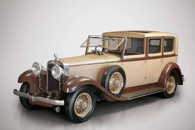 1930 Hispano-Suiza H6B Coupé Limousine by Binder