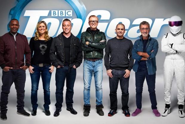 Visszatért a tévébe a Top Gear