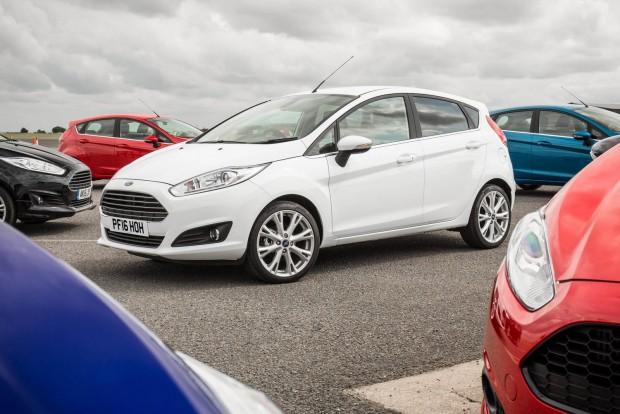 A legjobb kisautó: Ford Fiesta