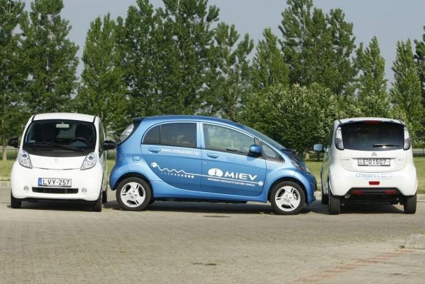 2010 - az elektromos autók berobbanásának éve