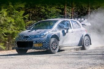 A Toyota Yaris WRC igen kemény méregzsáknak ígérkezik