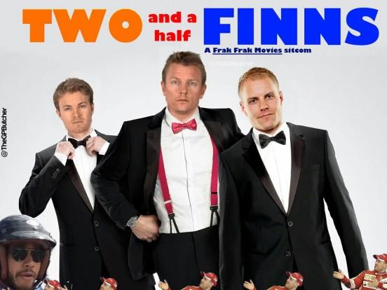 F1: Két finn meg egy finncsi
