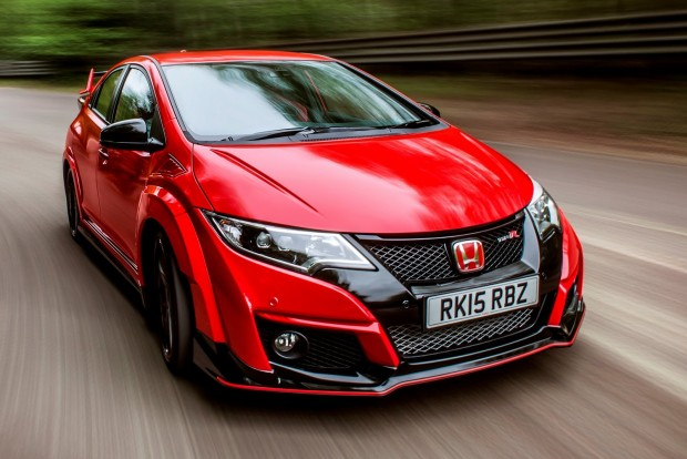 A legjobb sportautó: Honda Civic Type-R