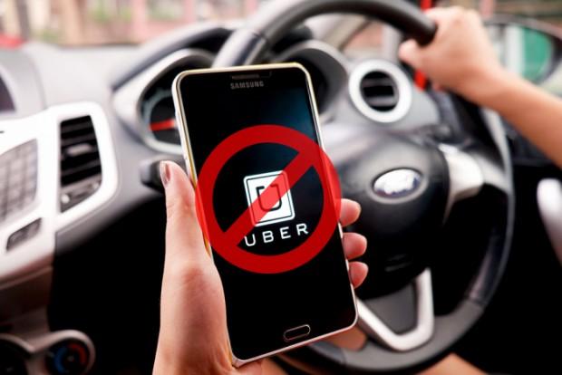 Megszavazták az Uber blokkolását