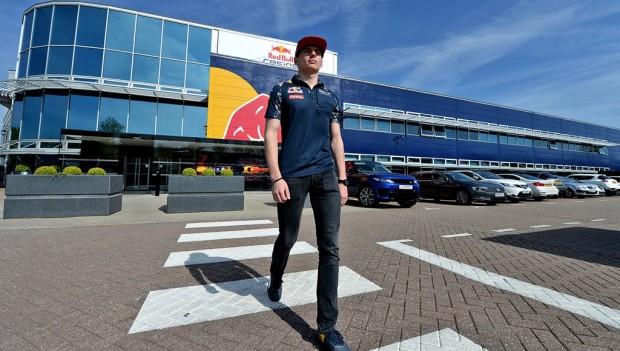 F1: Verstappen három napig nem aludt
