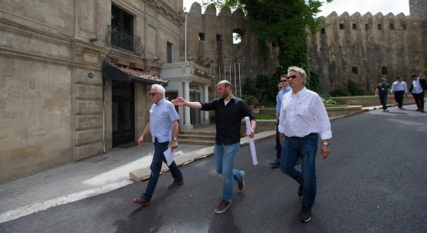 F1: Bakuban szemlézett az FIA-fejes