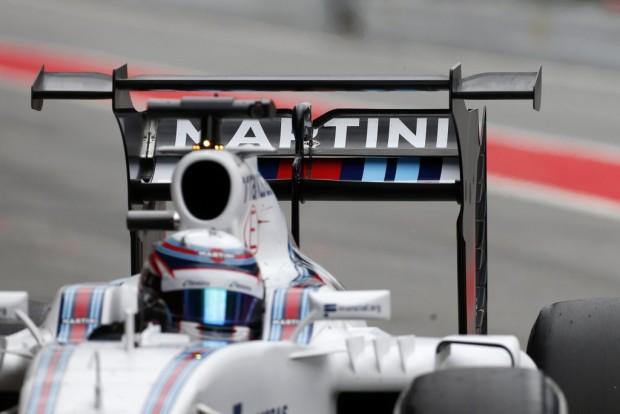 F1: Segédszárnyakat villantott a Williams