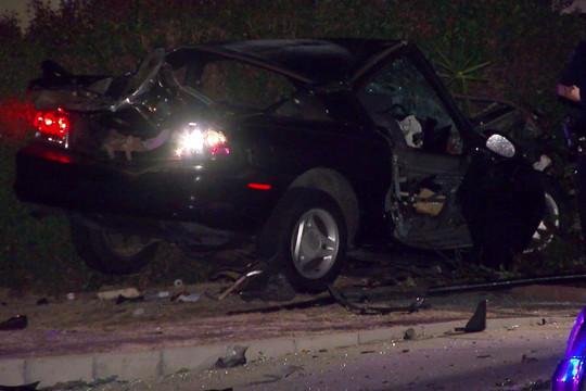 Hat autót pusztított el egy sportkocsis ámokfutó