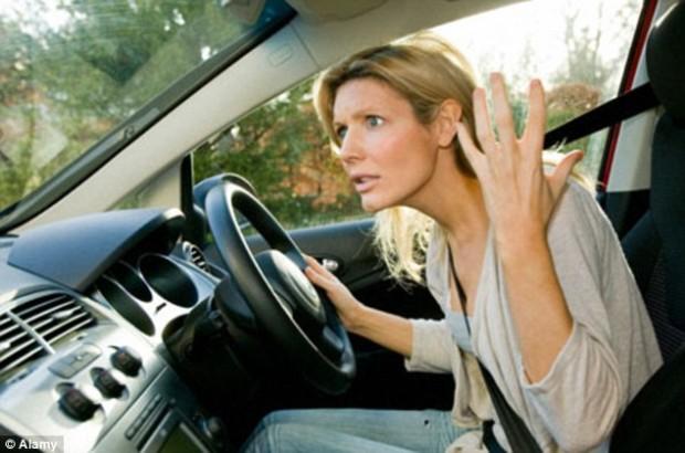 Mi idegesíti legjobban az autóvezetőket?