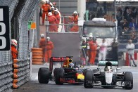 F1: Ezért nem büntették meg Hamiltont Monacóban
