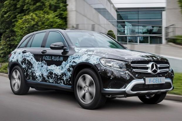 A Mercedes megépíti a világ legzöldebb autóját