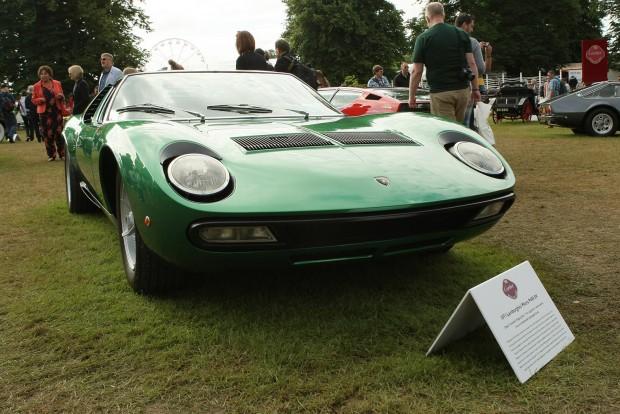 Lamborghini Miura 1971-ből