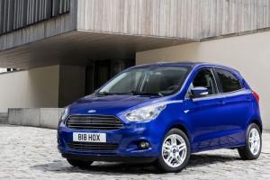 Ellenfél az új Suzukinak a Fordtól