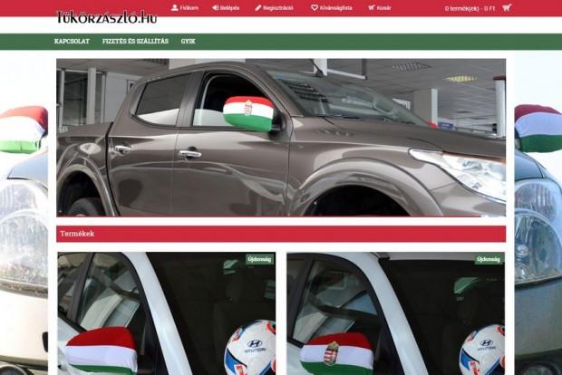 Magyar zászlót magyar webshopból, magyar forintért. Jó sokért.