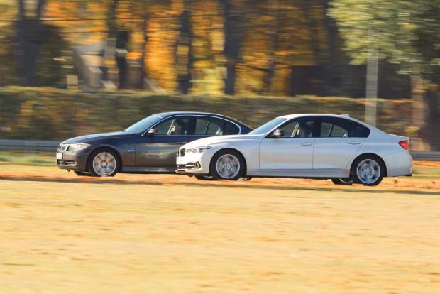Álló helyzetből mindkét modell 6,1 másodperc alatt éri el a 100 kilométer/órás sebességet