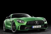 Bekeményít a Mercedes-AMG GT