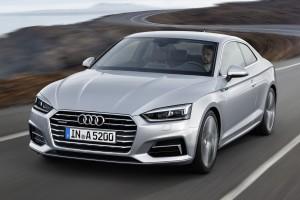 Tíz tudnivaló a vadonatúj Audi A5 kupéról