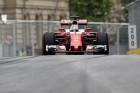 F1: Vettelt felbosszantotta az időmérő