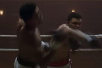 Így tiszteleg a Porsche Muhammad Ali előtt