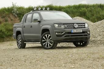VW Amarok: Magyar szív a német melósban