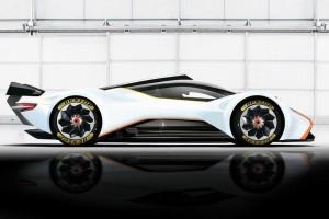 Titokban mutatták be az eddigi legdurvább Aston Martint