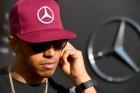 F1: Beperelték Hamiltont