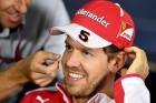 F1: Vettel több mókát vár az idei évtől
