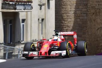 F1: Vettel nemet mondott a Ferrarinak, bejött