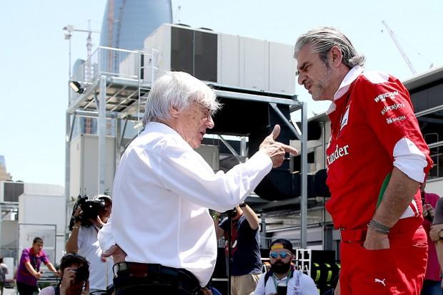 F1: Arrivabene egyedül nem bír a Ferrarival?