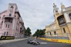 F1: Autótöréssel ért véget az utolsó edzés
