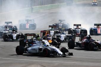 F1: Ezért nem volt káosz a bakui pályán