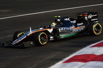 F1: A Force India lekötötte a pilótákat