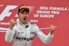 F1: Rosberg zsebében van a bajnokság