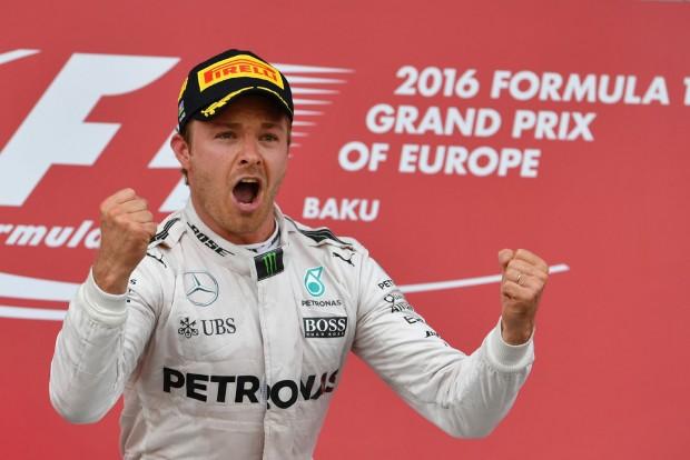 F1: Rosbergnek lesz egy ingyen versenye