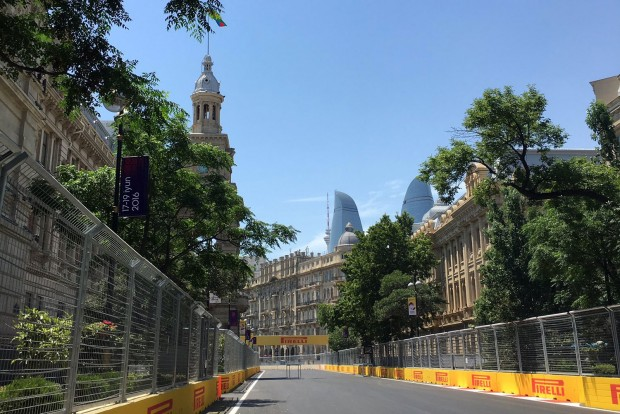 F1: Túl veszélyes az új utcai pálya?