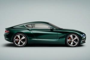 Kompakt modellekkel erősít a Bentley