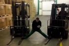 Íme Van Damme trükkje targoncával szabolcsi módra