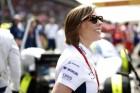 F1: Lovagi címet kapott a női csapatfőnök