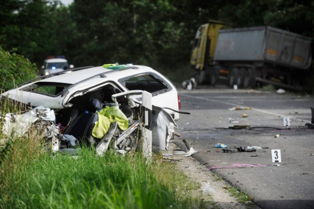 Nagy autós segítséget kaptak a katasztrófavédők