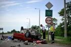 Sok halott, fekete hétvége a magyar utakon