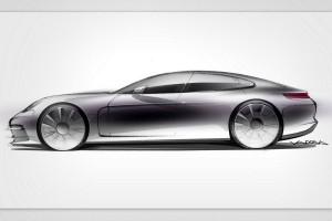 Június végén jön az új Porsche Panamera