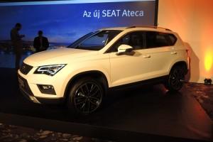 Ateca: itthon a Seat új szabadidő-autója