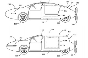 Alakváltó repülő autót szabadalmaztatott a Toyota