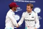F1: Kitört a barátság Hamiltonék között