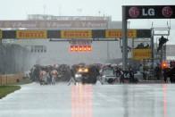 F1: Megint esős verseny jöhet