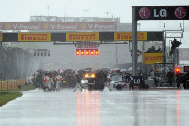 F1: Jön az újabb esős verseny?