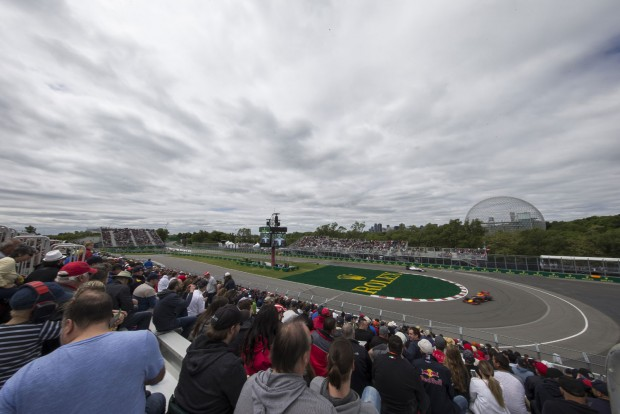 F1: Megmenekült Kanada
