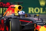 F1: Ricciardónak nem számított a falcsókolás
