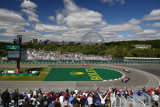 F1: Ecclestone megfenyegette Kanadát